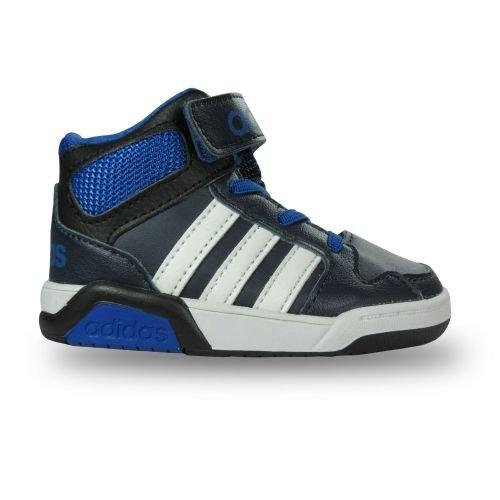 adidas BB9TIS INF - Scarpe da ginnastica da Bebè-Bambini, taglia 20, colore Blu