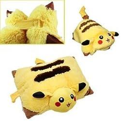 Almohada Pokemon Pikachu 33CM