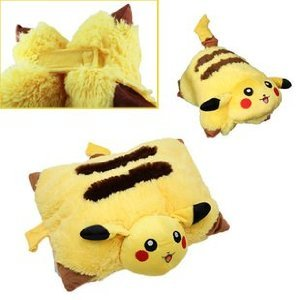 Kissen (Kissen) Pokemon Pikachu Plüschtier New Pokemon Pillow (Cushion) Pokemon