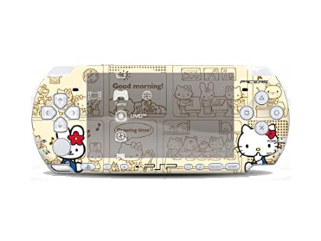 Hello Kitty Protector Skin for Sony PSP 3000 Slim Y150