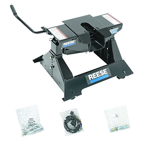 Reese Towpower (30033) 22K Fifth Wheel Hitch Assembly (Reese Ram Fifth Wheel compare prices)
