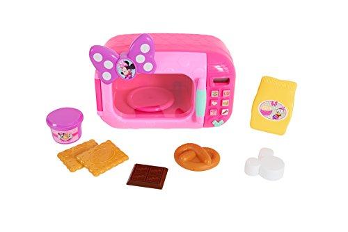 Minnie Happy Helpers Marvelous Microwave Set, Pink
