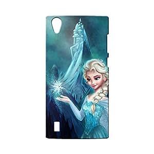 BLUEDIO Designer Printed Back case cover for VIVO Y15 / Y15S - G1295