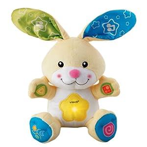 VTech Peek A Boo Peek-At-Me Interactive Bunny Toy