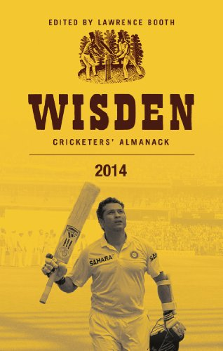 Wisden Cricketers' Almanack 2014