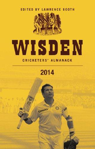 Almanack 2014 de críquet Wisden
