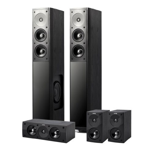Packs enceintes Home cinema JAMOS606HCS3NOIR5.0