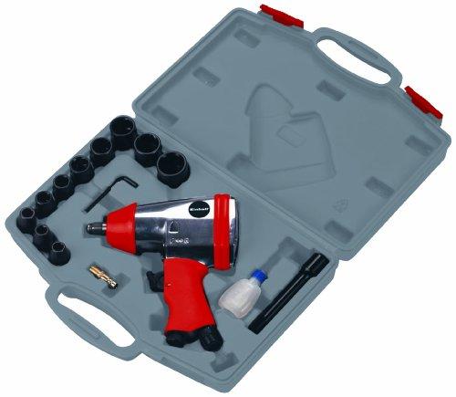Einhell-Druckluft-Schlagschrauber-Set-DSS-2602-Arbeitsdruck-63-bar-Drehmoment-312-Nm-Luftverbrauch-ca-115-lmin-inkl-Zubehr-im-Koffer