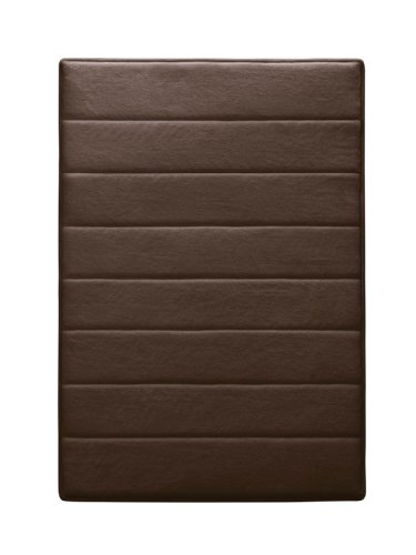 Microdry Ultimate Performance Memory Foam Small Bath Mat, Approx. 43 x 61 cm, Chocolate
