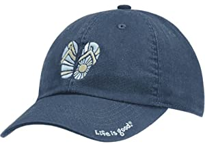 Life is good Ladies Flip Flop Beachwash Chill Cap by Life is Good