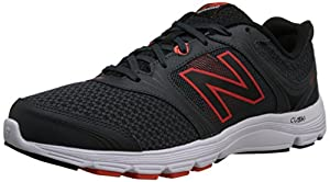 New Balance Men's M850GR1 Running Shoe,Navy/Red,12 D US