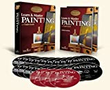 Learn and Master Painting with Gayle Levee, 20 DVDs, 3 Music CDs, Lesson Book - Homeschool Edition from Legacy Learning