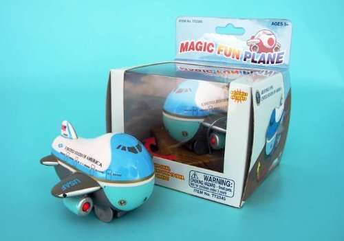 Daron TT2345 Air Force One Magic Fun Plane