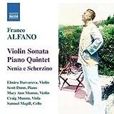 Violin Sonata/Piano Quintet/Nenia E Scherzino