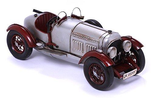 Model Car - Bentley 4 1/2 Liter - Retro Tin Model