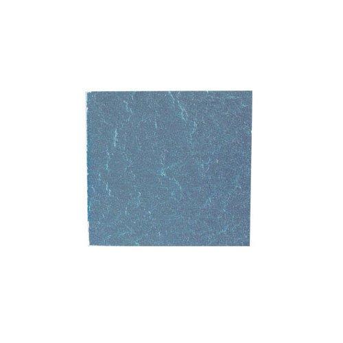 カラー純銀箔 #614 水色 3.5㎜角×5枚