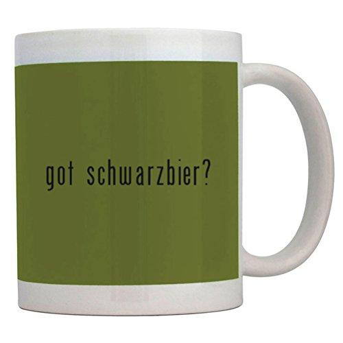 Teeburon Got Schwarzbier? Tazza