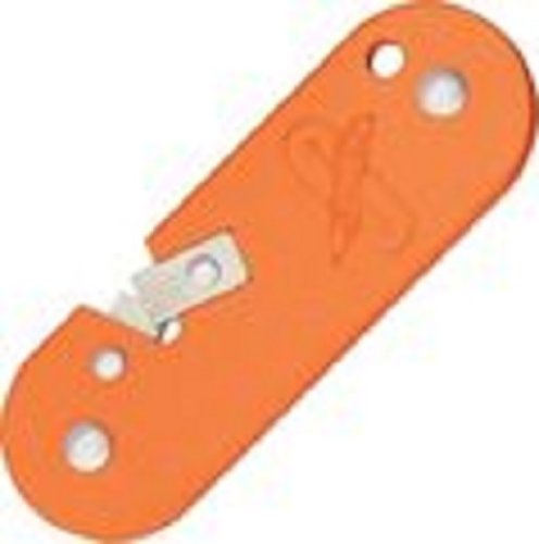 Sterling Sharpener -- Safety Orange