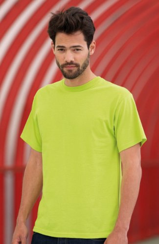 Russell (Russell/Russell Europe/Jerzees) - Lightweight T-Shirt - Light Oxford - XXL