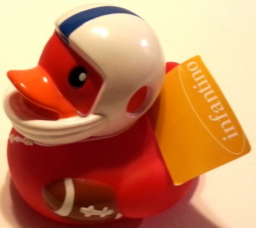 Football Rubber Ducky front-979462