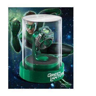 Green Lantern - Anello e display