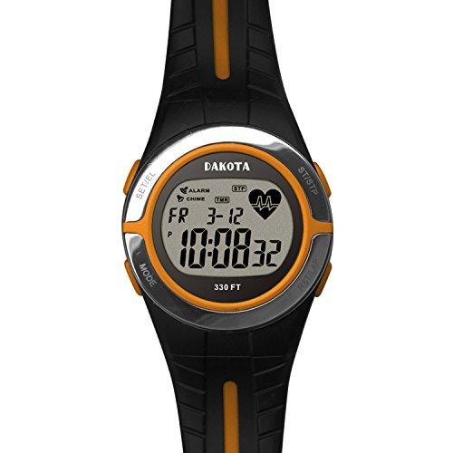 dakota-watch-company-3690-9-heart-rate-monitor-watch-orange