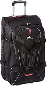 High Sierra AT7 Carry-on Wheeled Duffel with