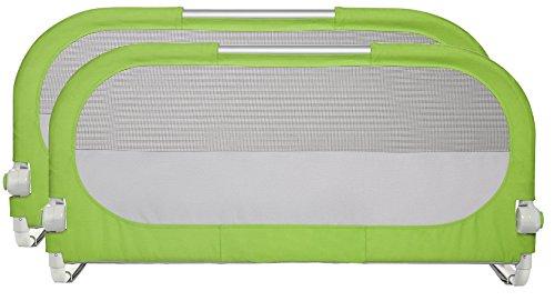 Munchkin-Sleep-Double-Bed-Rail-Green