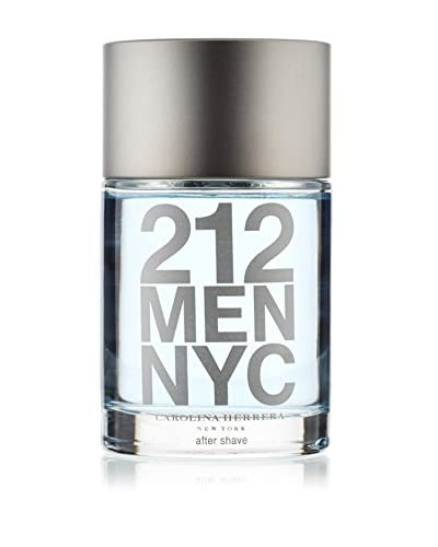 Carolina Herrera Aftershave 212 100 ml