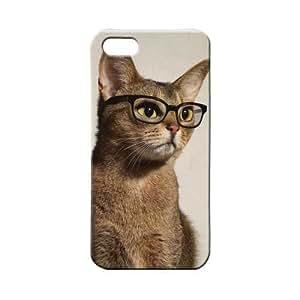 BLUEDIO Designer 3D Printed Back case cover for Apple Iphone 4 / 4S - G6739