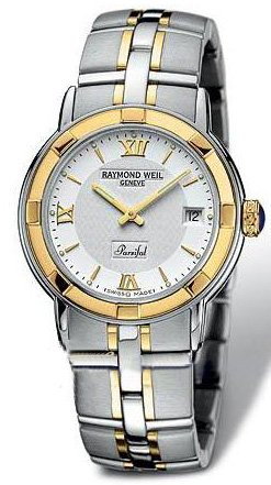 Raymond Weil Parsifal Two-tone Mens Watch 9540-STG-00307
