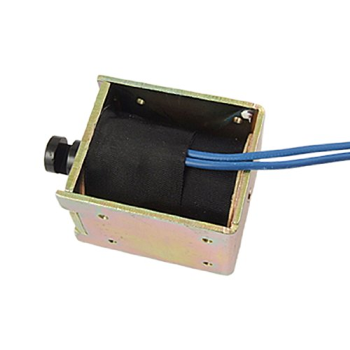 Dc 12V Pull Type Open Frame Actuator Electric Solenoid