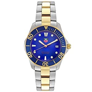 TAG Heuer Men's WAB1120.BB0802 Aquaracer Two-Tone Watch
