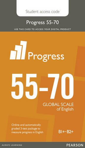 Progress 55-70 Student Access Card
