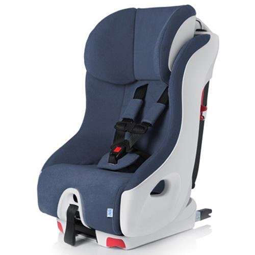 Clek Foonf 2014 Convertible Car Seat, Blue/White Blue Moon front-13994