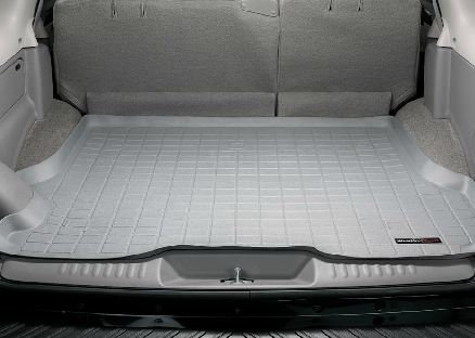 2002-2009 GMC Envoy WeatherTech Cargo Liner (Grey) (Gmc Envoy Weathertech compare prices)