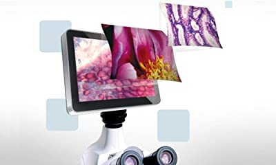 2.0 Mp Microscope Tablet Lcd Camera For C-mount Trinocular Microscopes, Pad from Tucsen