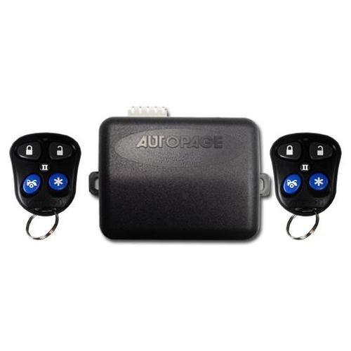 AutoPage RF-350 3 Channel Security System w/Keyless Entry