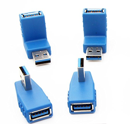 usb 3 0 adapter couplers toolkit type a to b or microb or mini and male to female adapters. Black Bedroom Furniture Sets. Home Design Ideas