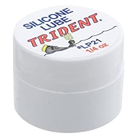 Silicone Grease 1/4 oz. Jar