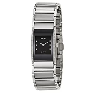 Rado Integral Jubile R20759752 27 Silver Steel Bracelet & Case Women's Quartz Watch