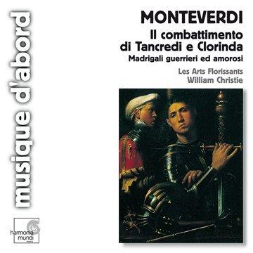 Monteverdi : Madrigaux 41mCuy7bhBL
