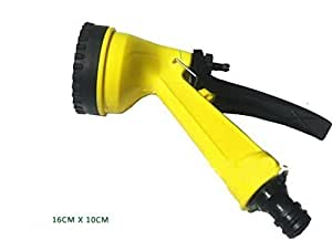 TheGrowStore Multi use Water Spray Gun available at Amazon for Rs.182