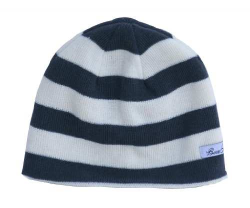 Born to Love - Baby Boy's Stripe Beanie Baby Hat