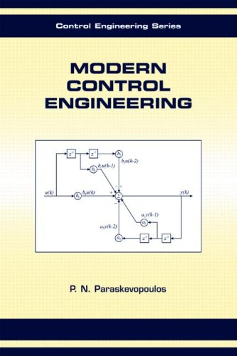 Modern Control Engineering (Automation And Control Engineering)