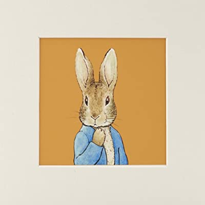 Beatrix Potter's Peter Rabbit (Mounted Print)