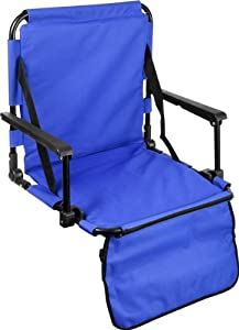 Portable Stadium Cushion Seat Chair from BOS