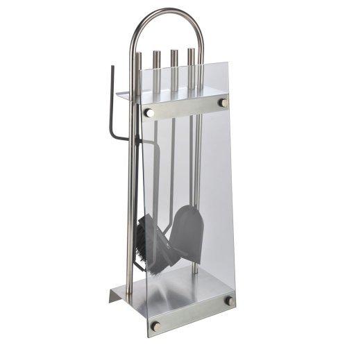 Moderner-Kaminbesteck-Stnder-5-tlg-aus-hochwertigem-Edelstahl-und-Glas-60191