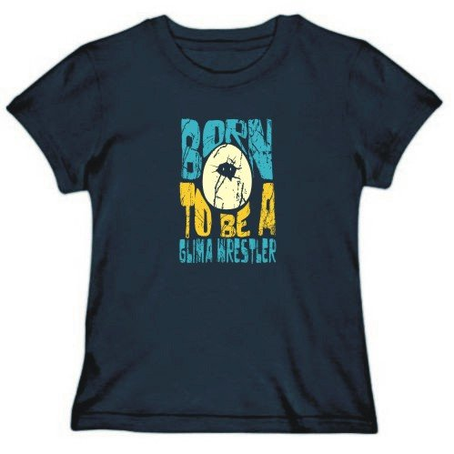T-Shirt Womens Navy Blue