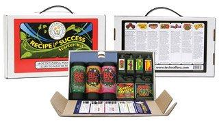 Technaflora Recipe For Success Starter Fertilizer Kit